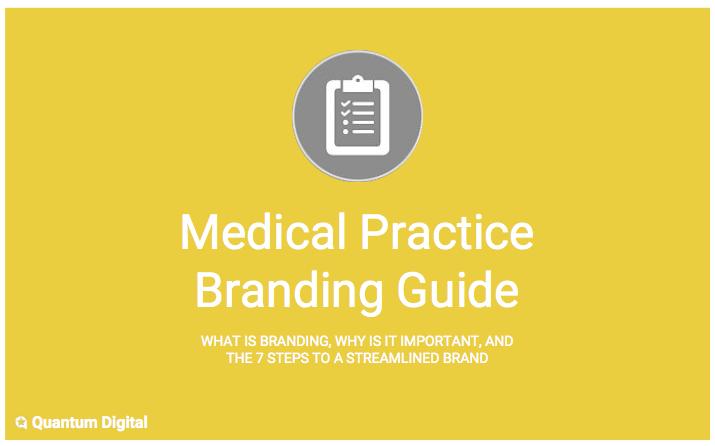 Medical Practice Branding Guide -