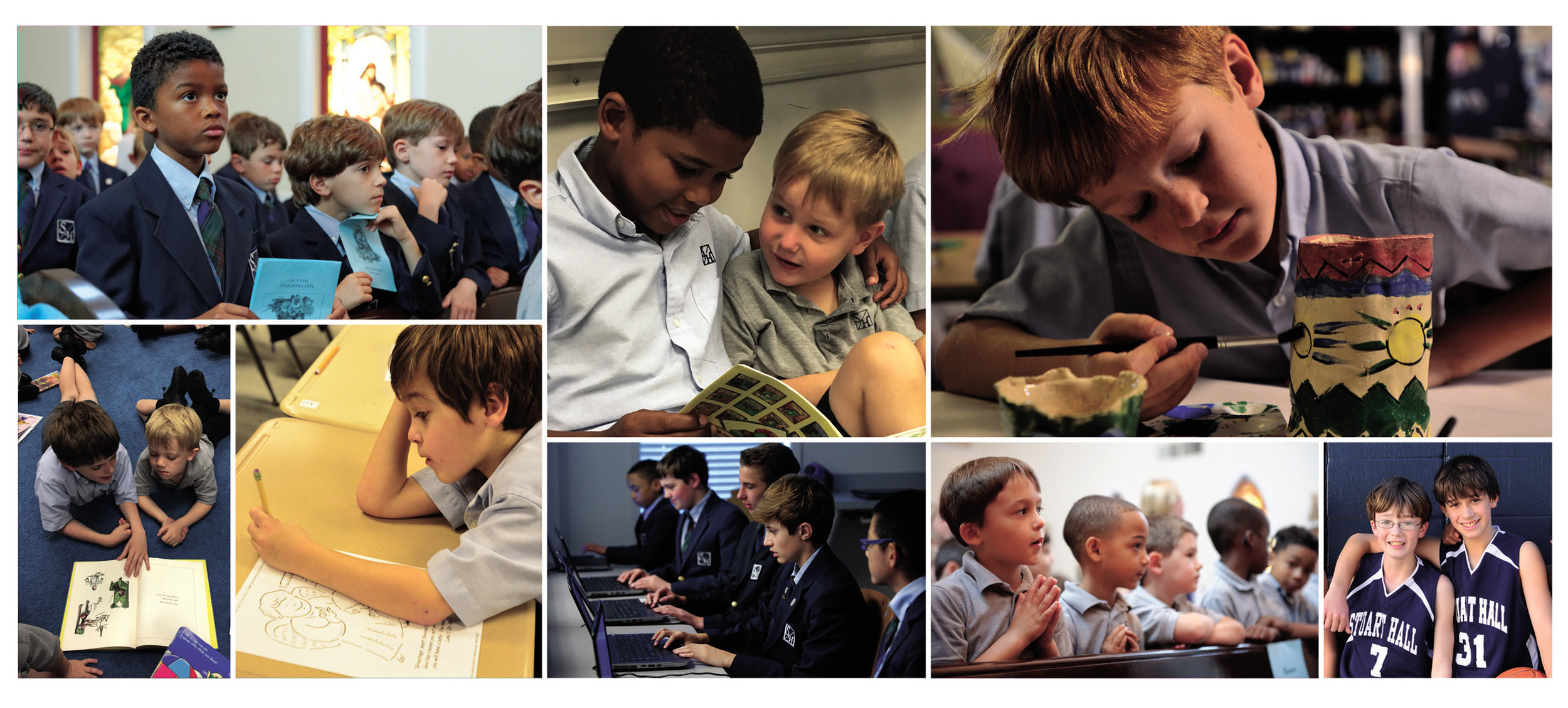 Why support Annual Giving? There are 343 reasons--our boys!
