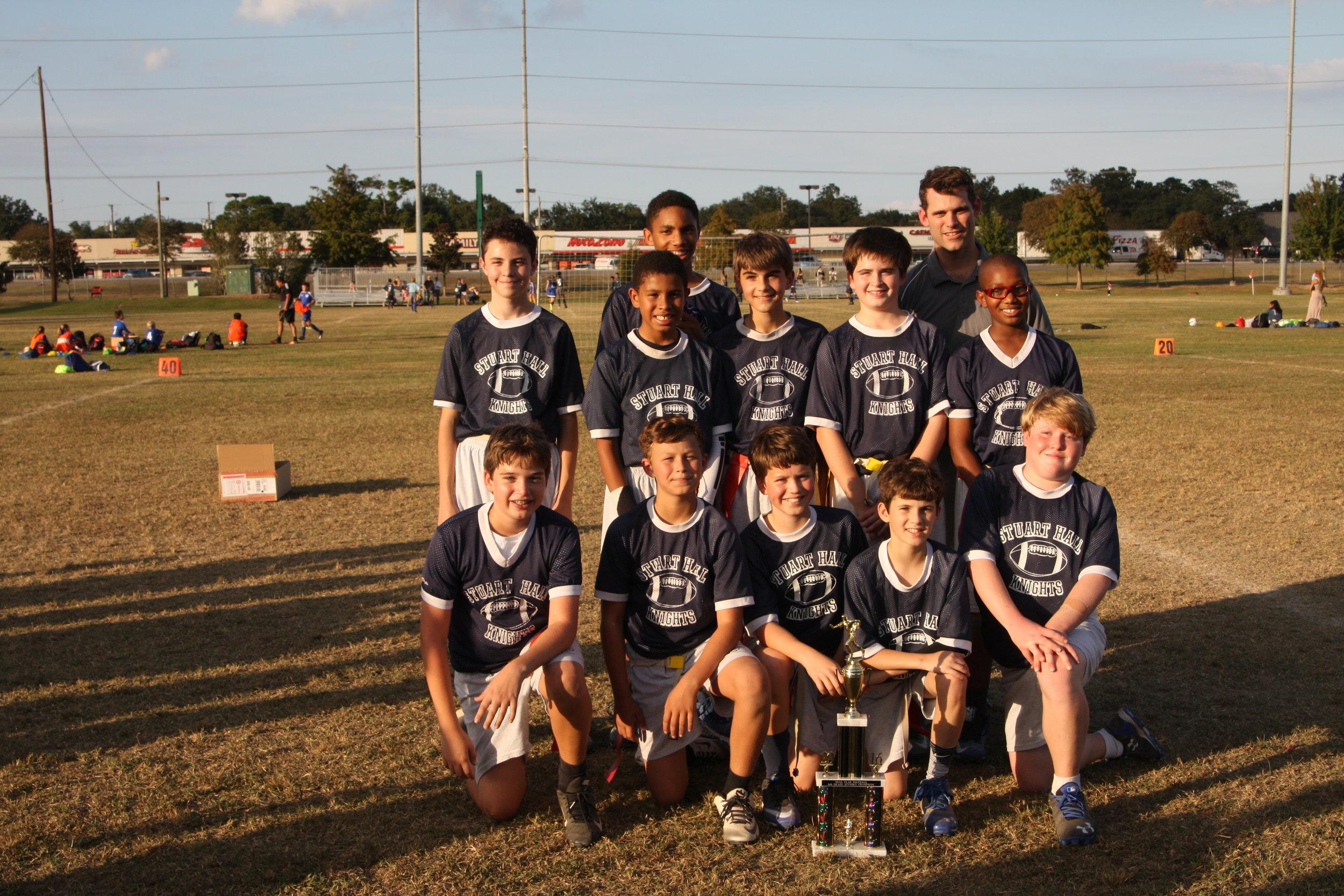 6th Grade Champs!