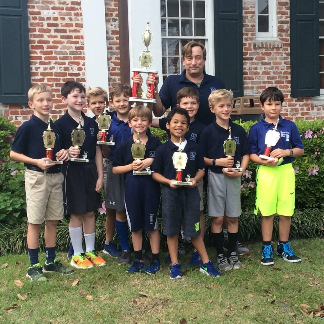 2018 K-2 City League Chess Champs