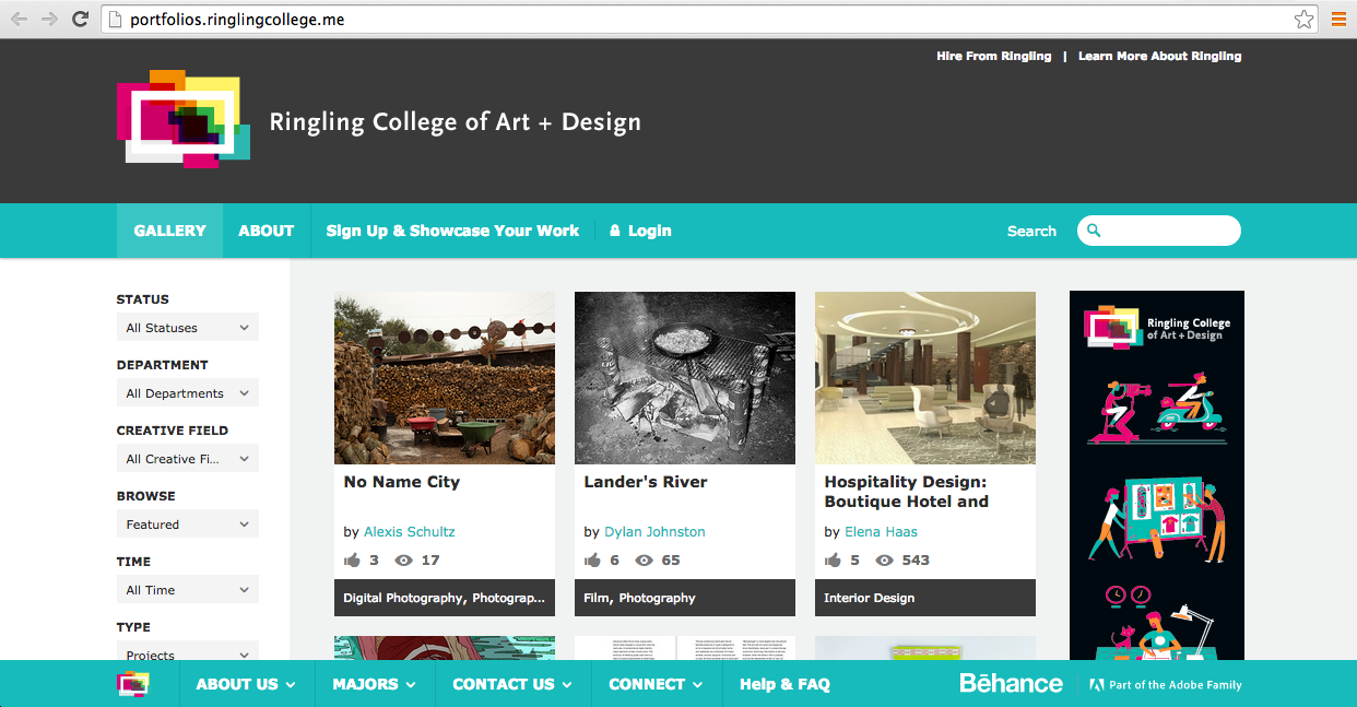 Ringling College of Art and Design | Alexis Schultz