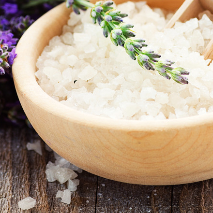 Mineral-rich epsom salts are a time-honored natural remedy for a variety of complaints.