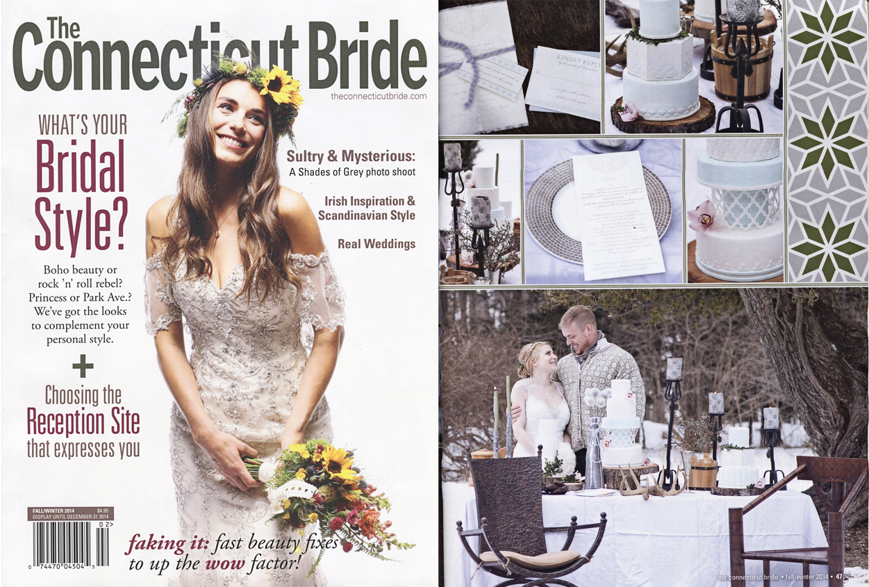The Connecitcut Bride - fall/winter 2014