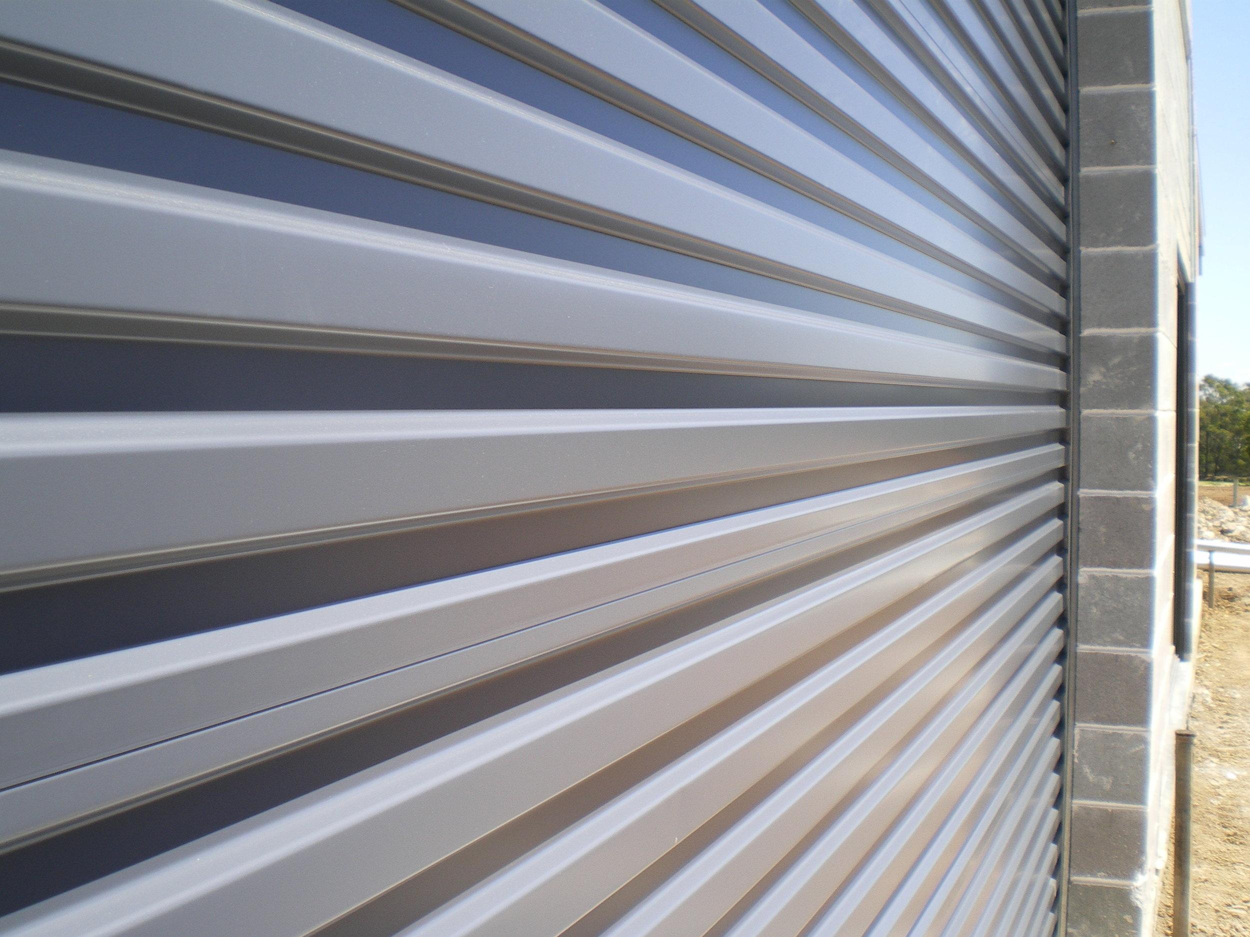 S2 .55gauge Industrial Roller door profile