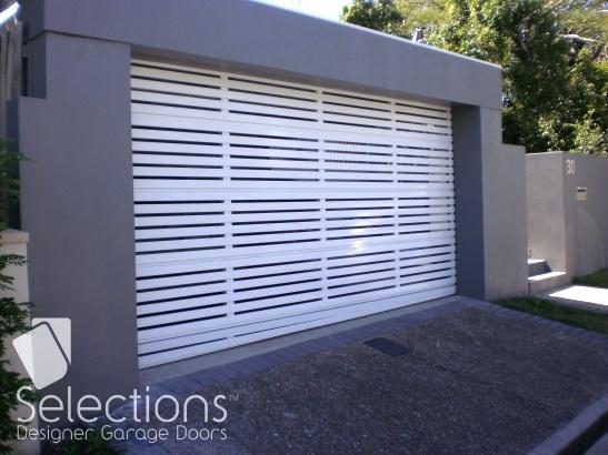 Selections Batten Style door