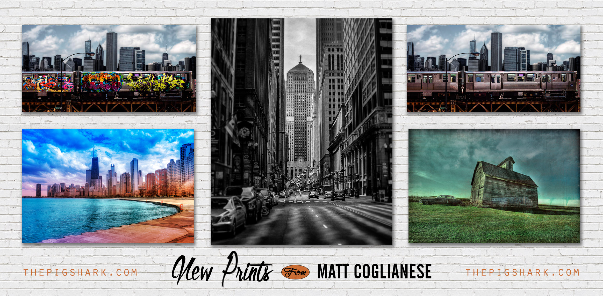 Matts New PRints