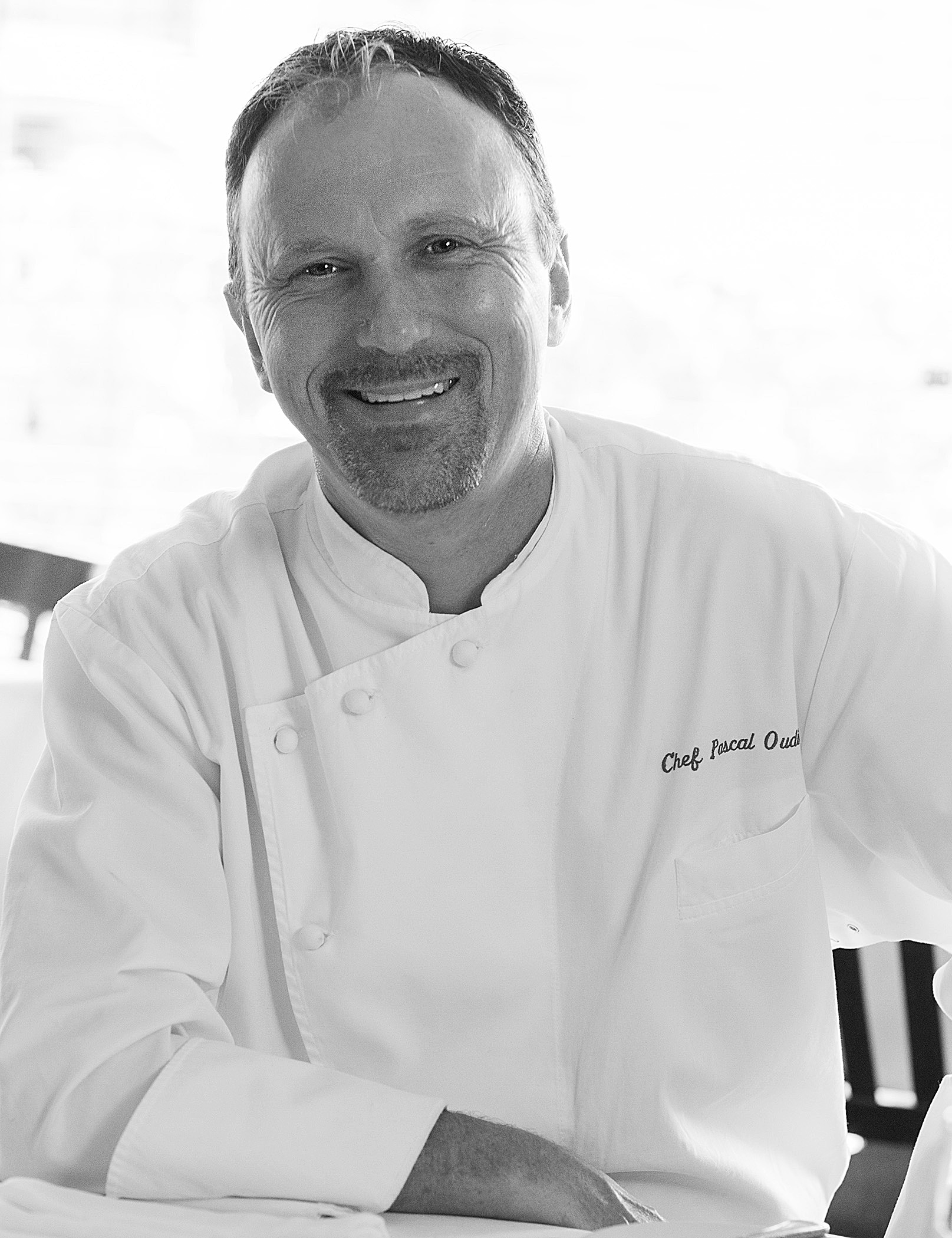 Chef Pascal Oudin