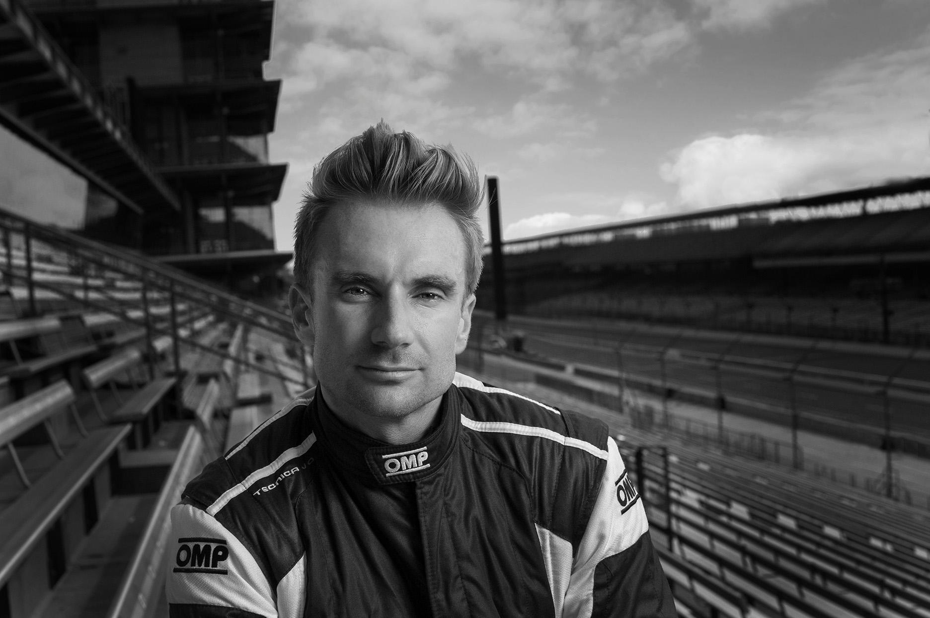 Jay Howard IndyCar Driver