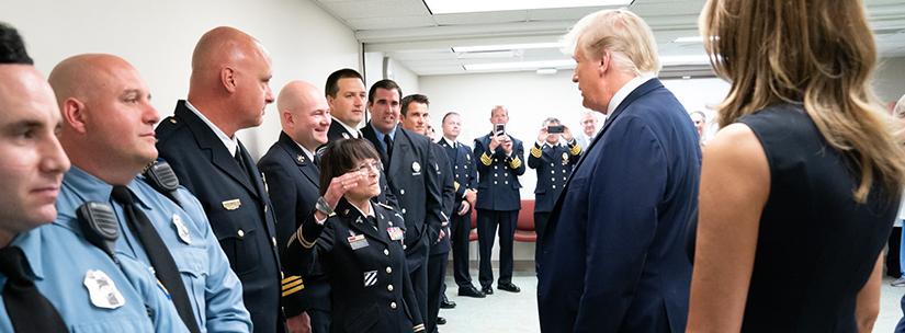 dr kathy platoni salutes the president daytonstrong.jpg