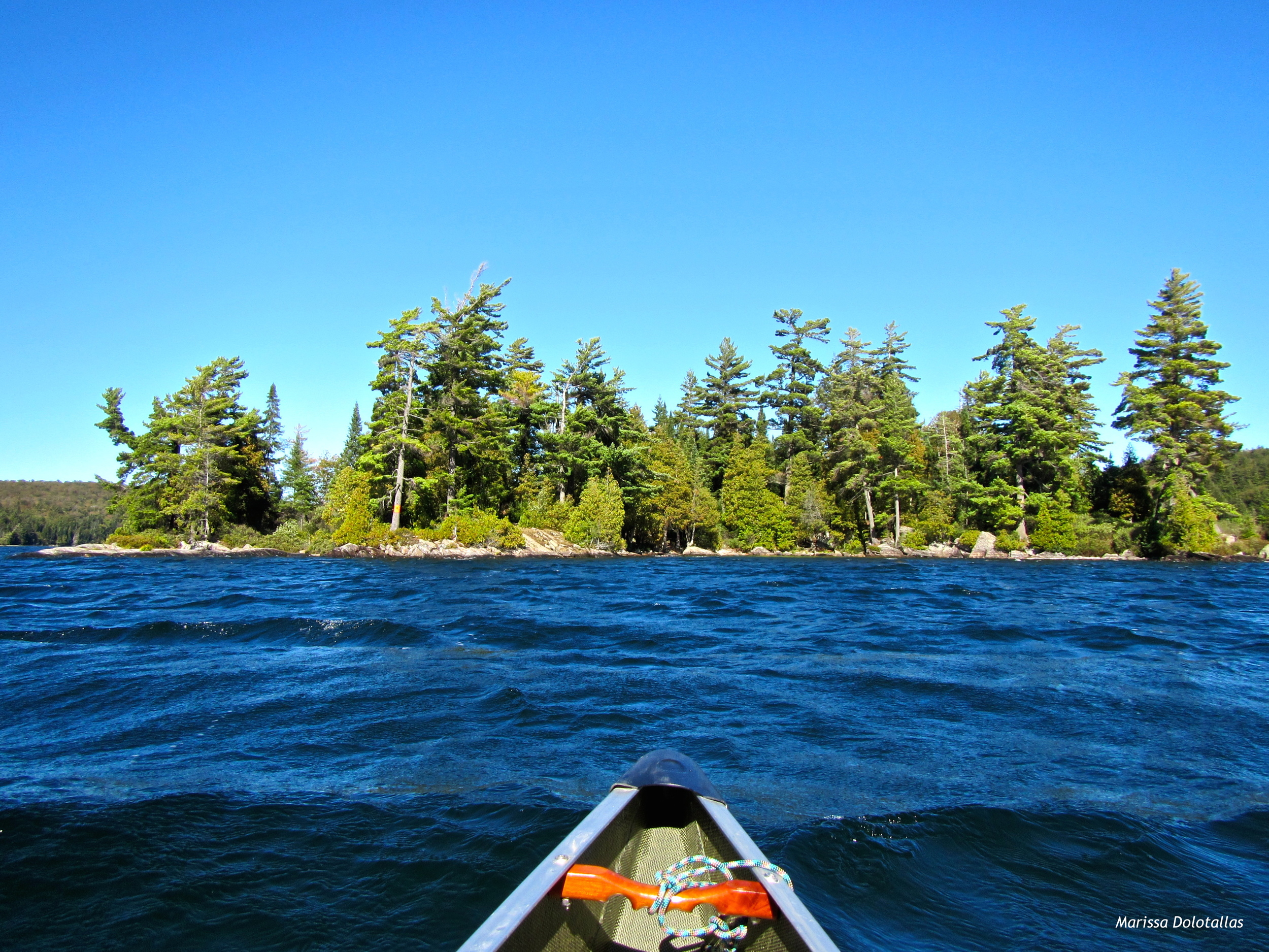 Ralph Bice Lake, Algonquin