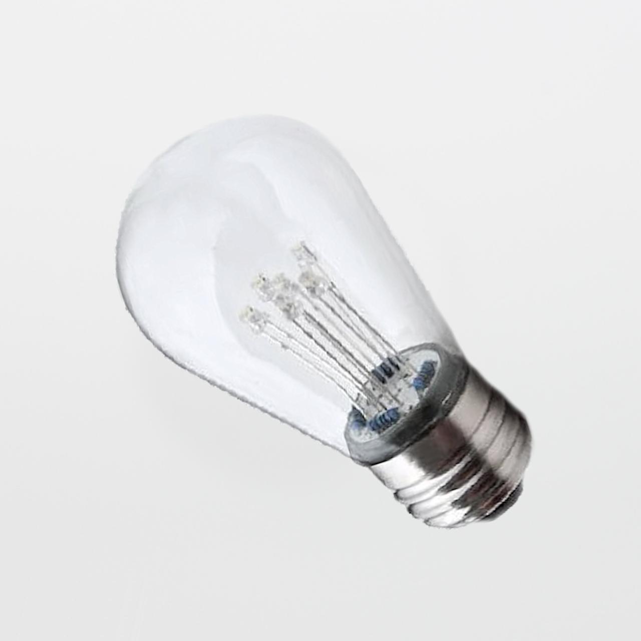 S14 Clear LED Bulb