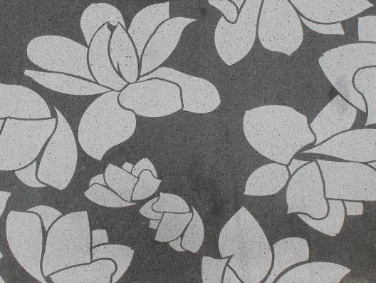 Lavastone Magnolia Design