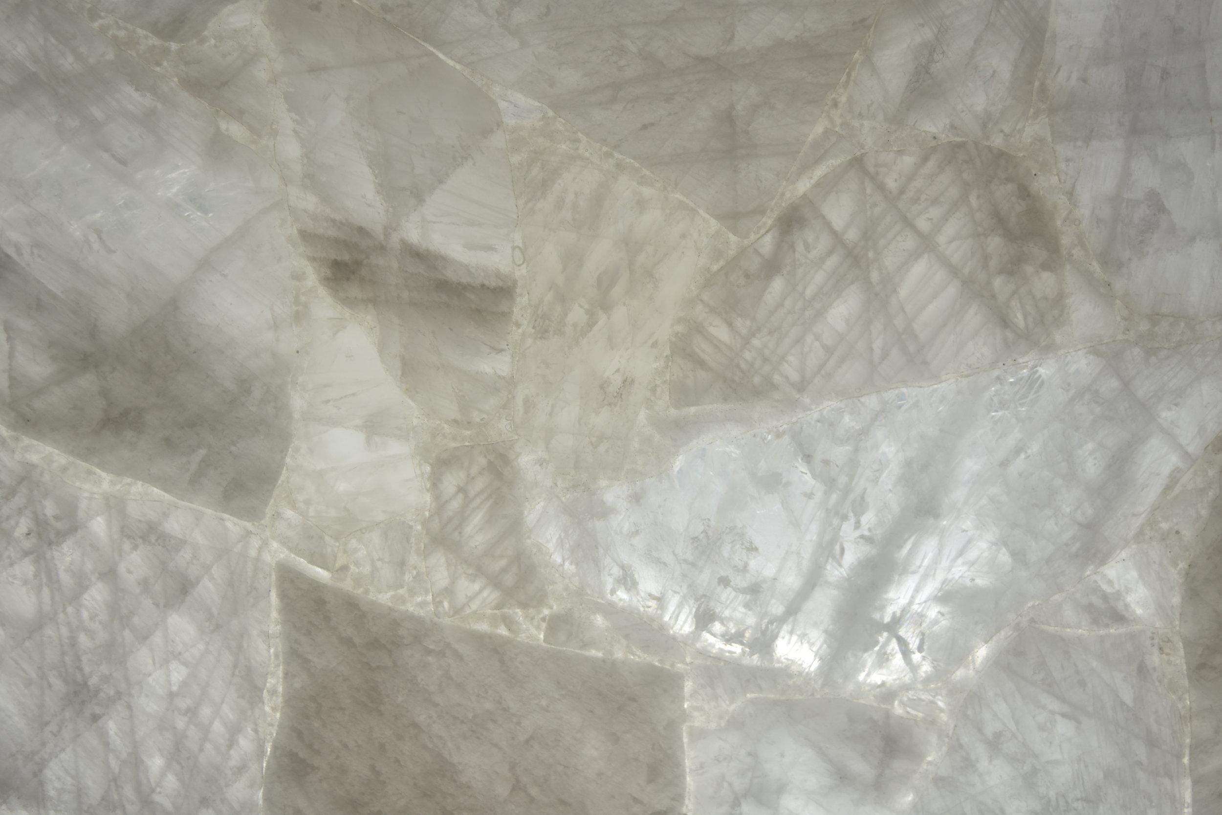White Quartz - Light