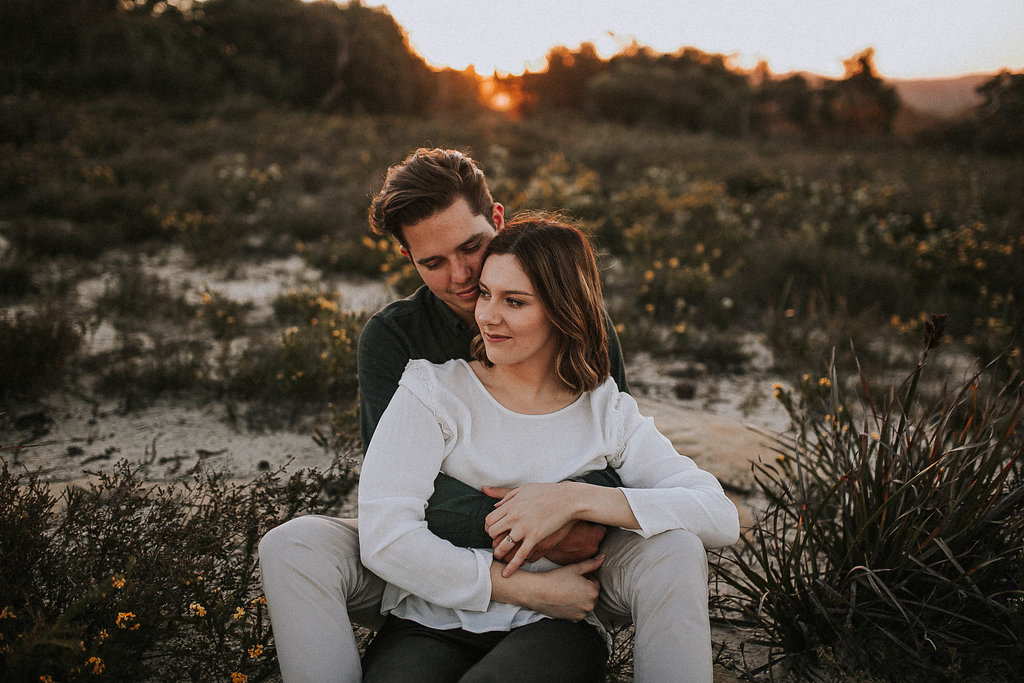 TOM + BRONTE - Couple Session