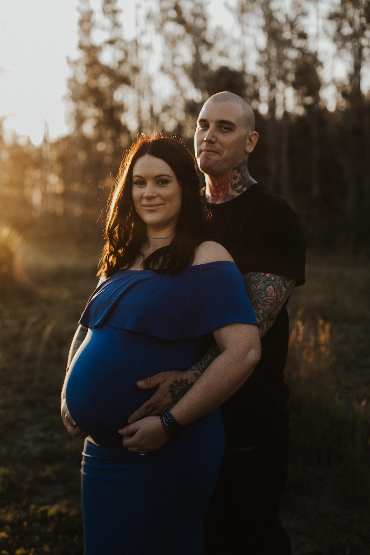 SUSIE + KURT - Maternity Session