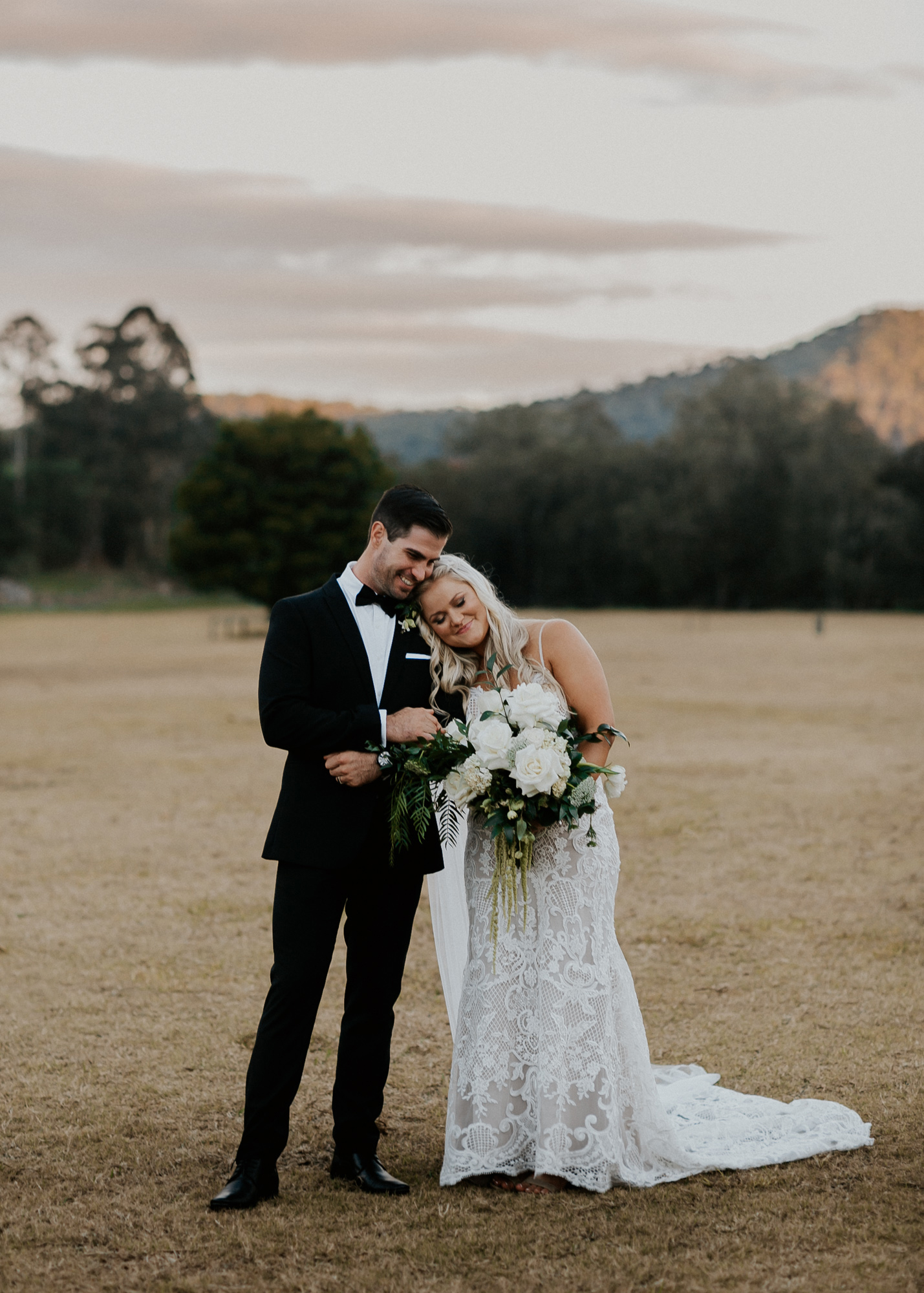 GEORGI + JACK - BIANCA WAS AMAZING, PROFESSIONAL,PUNCTUAL, VERY EXPERIENCED AND SO MUCH FUN FOR OUR BIG DAY. WE WERE BLOWN AWAY WITH OUR PHOTOS FROM NOT ONLY THE WEDDING BUT ALSO ENGAGEMENT SHOOT. SO STOKED TO HAVE THESE MOMENTS FOREVER! HIGHLY RECOMMEND HER, SHE MAKES YOU FEEL SO COMFORTABLE!