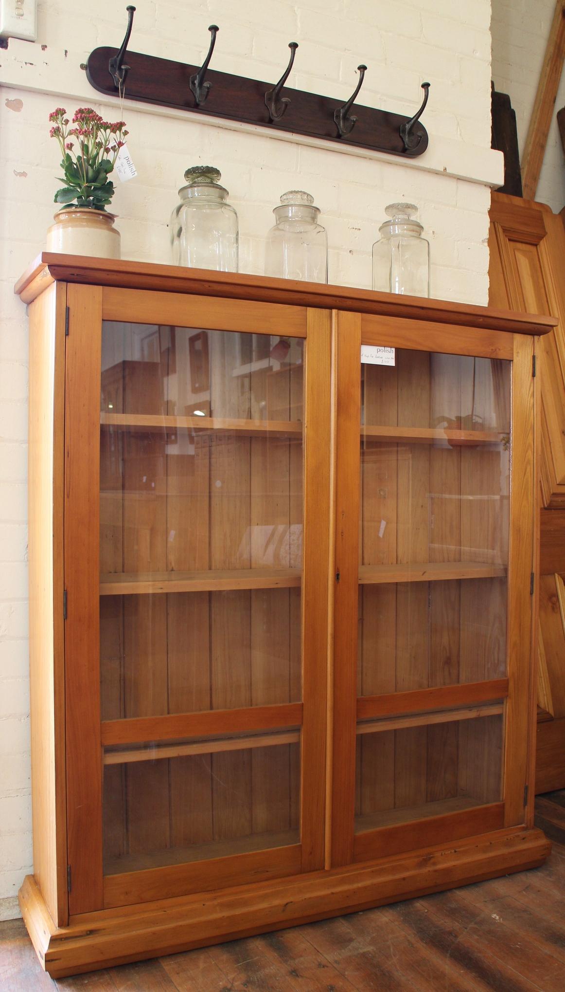 Antique Pine Bookcase.jpg