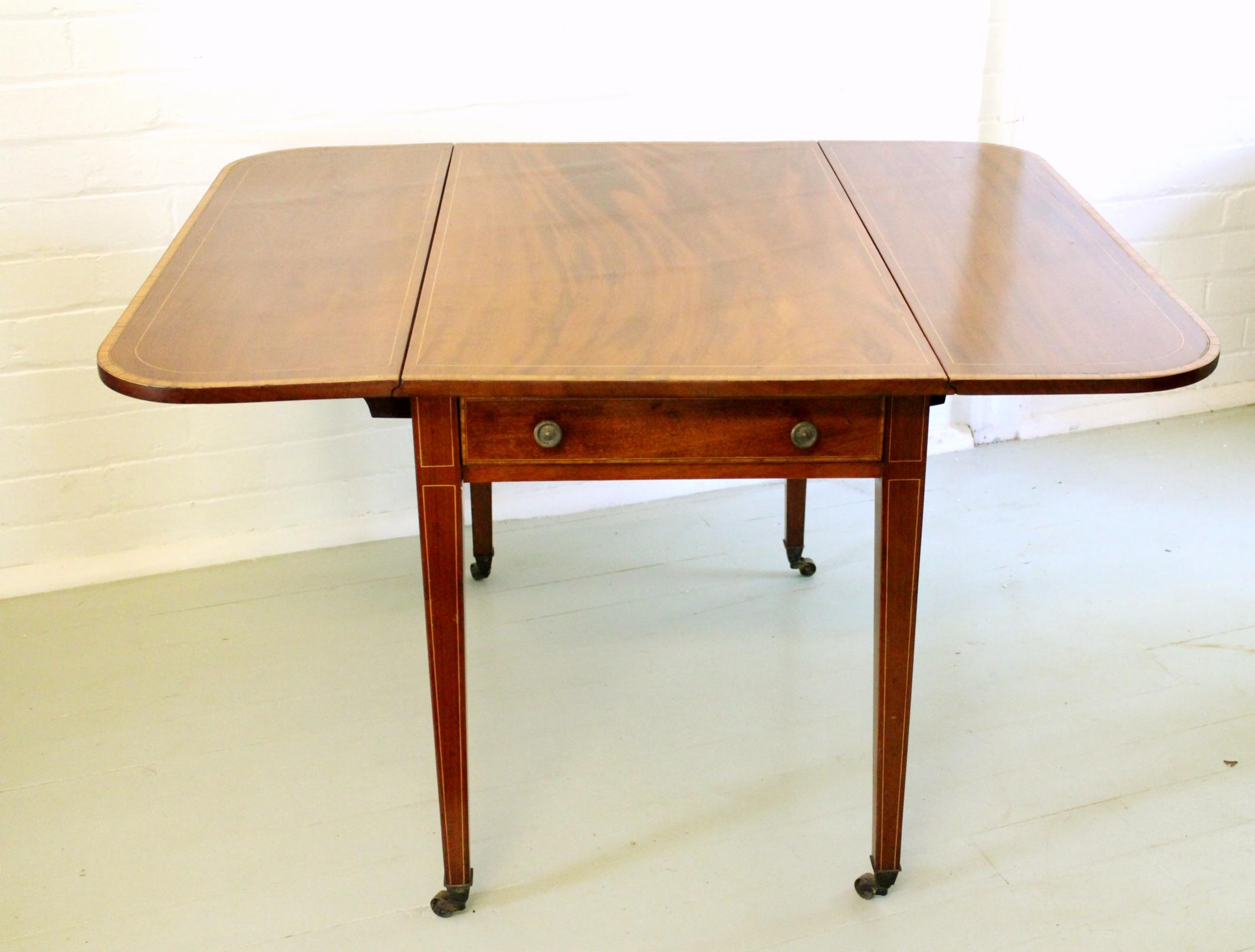 Antique Pembroke Table.jpg.jpg