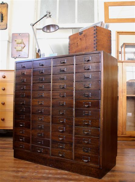 Vintage Maple Filing Drawers 2.jpj.jpg
