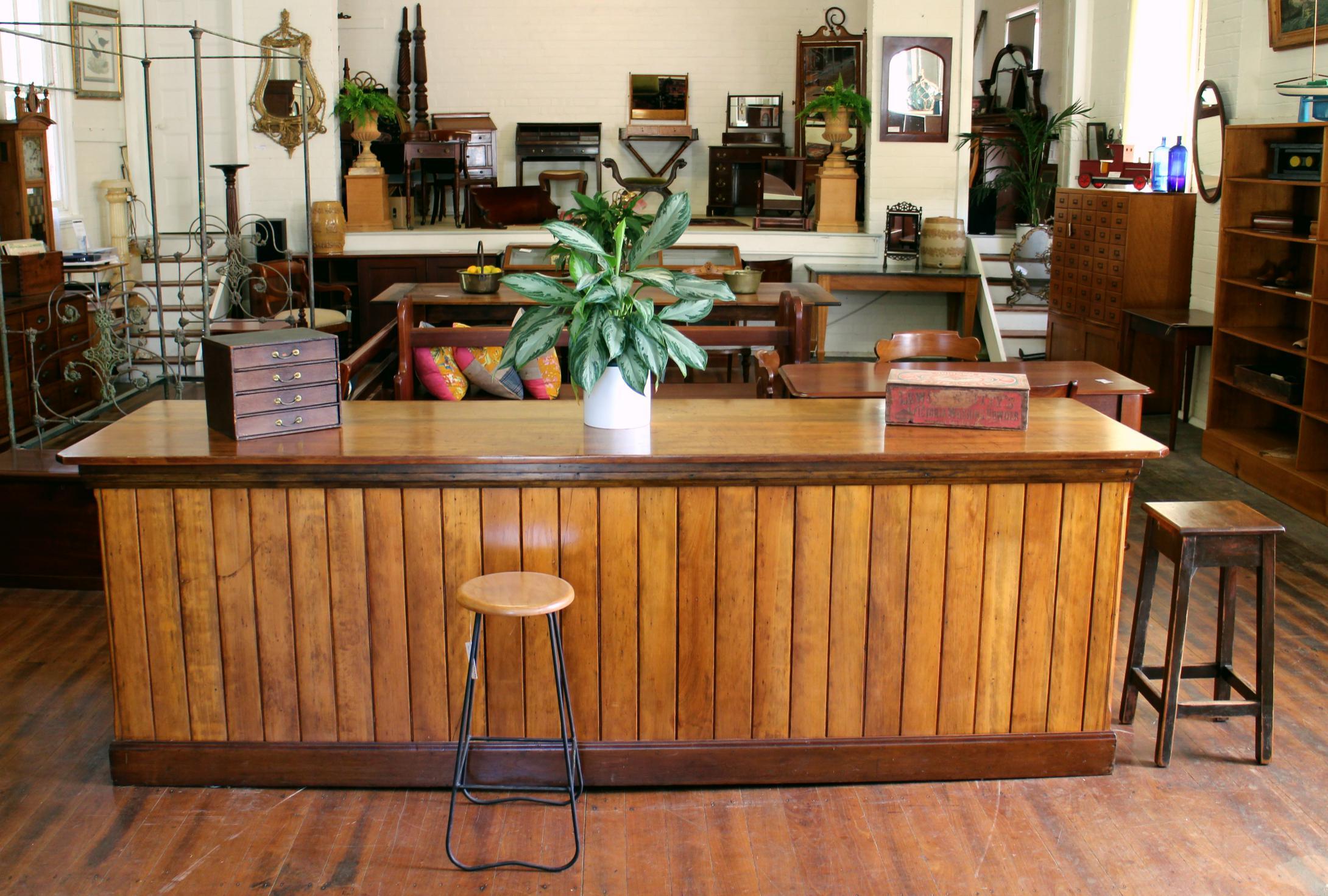 Vintage Hoop Pine Shop Counter.jpg