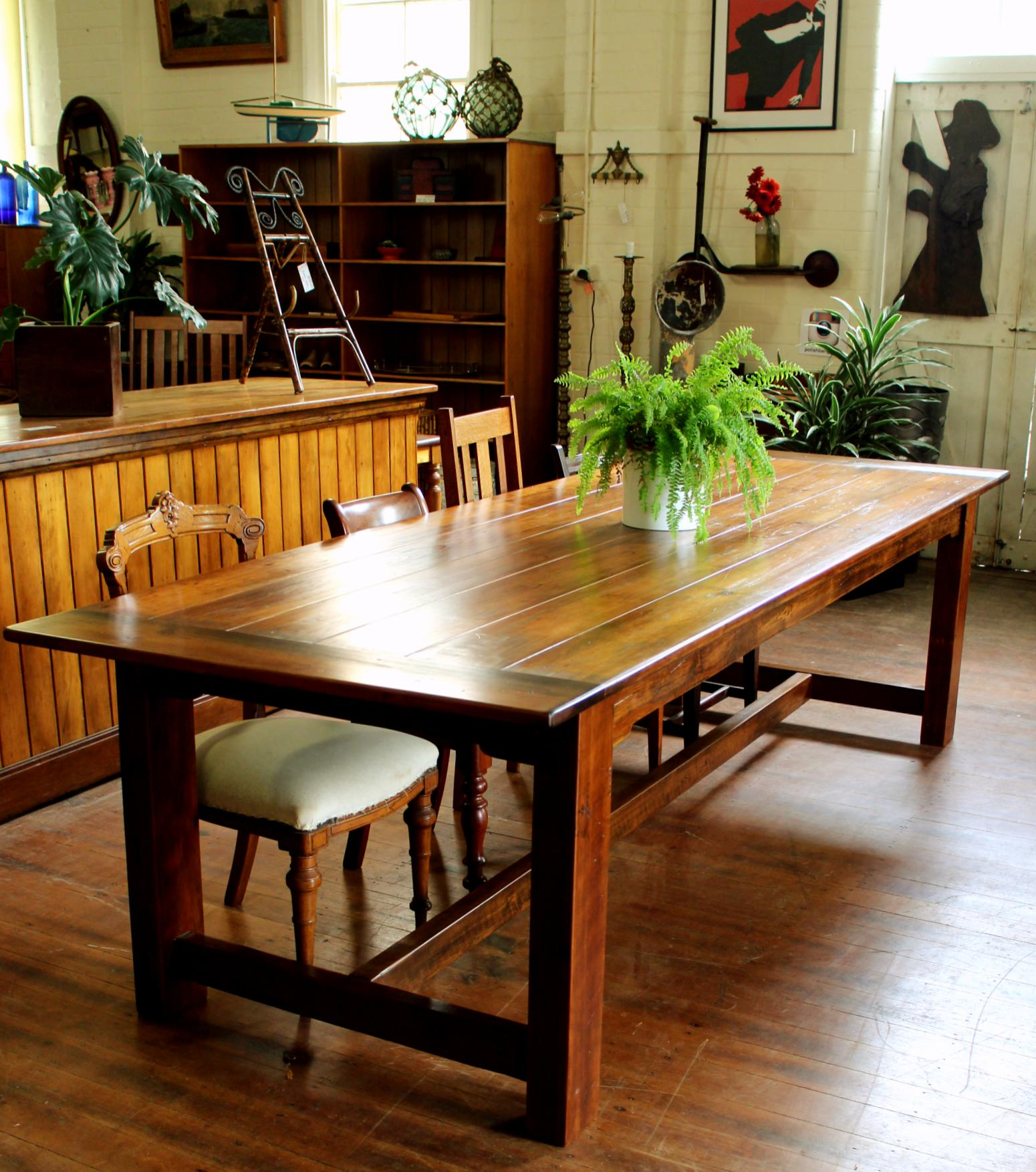 Refectory Table 2