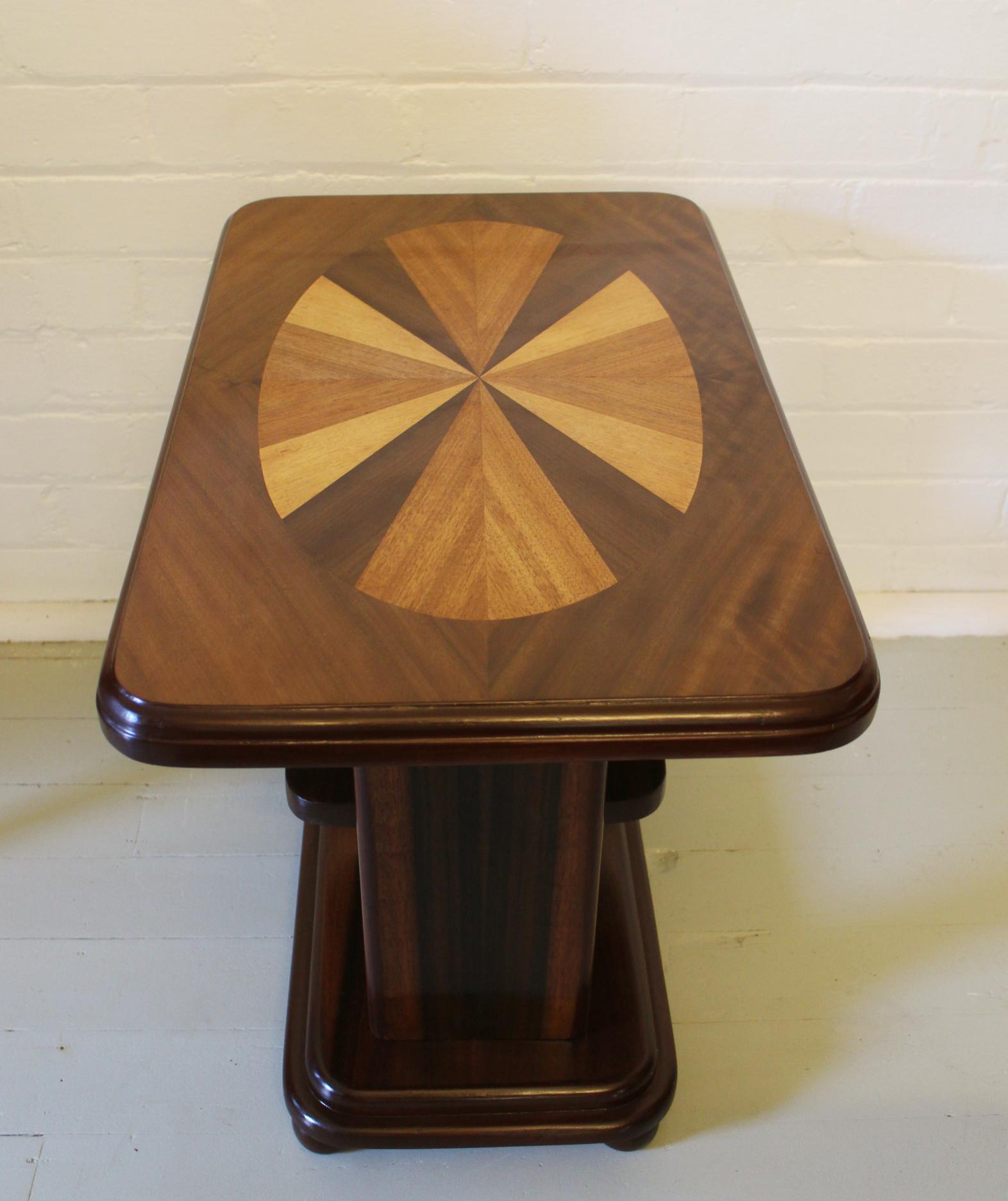 Australian Antique Art Deco Table.jpg