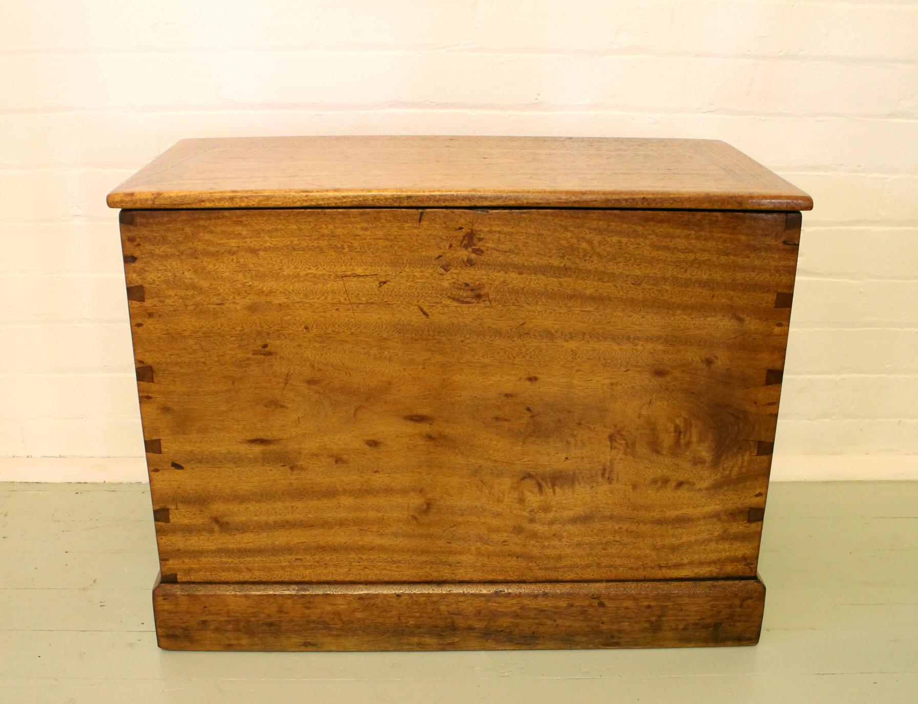 Antique Blanket Box.jpg