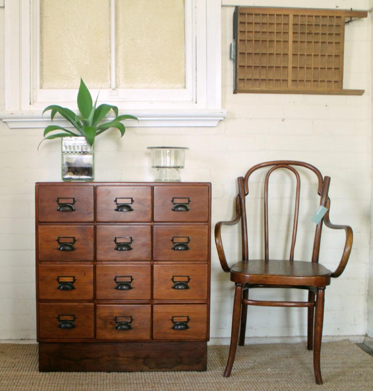 Vintage Hoop Pine Filing Drawers.jpg