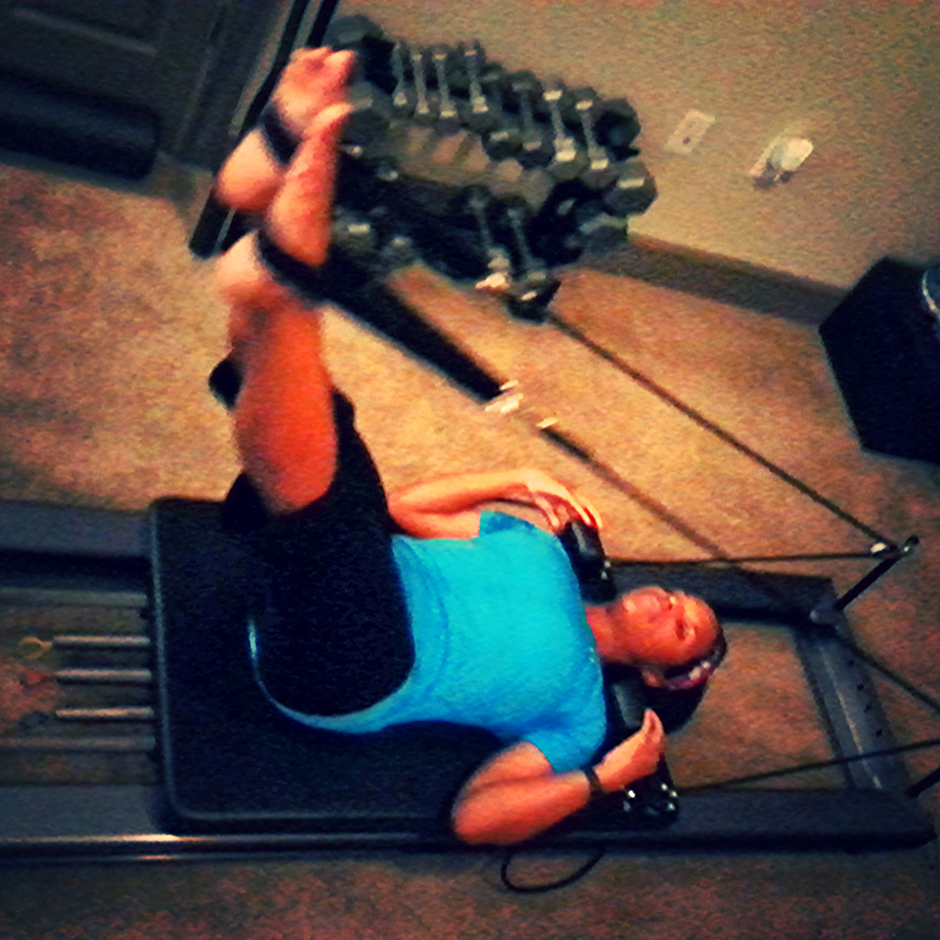 Stretching on the Reformer