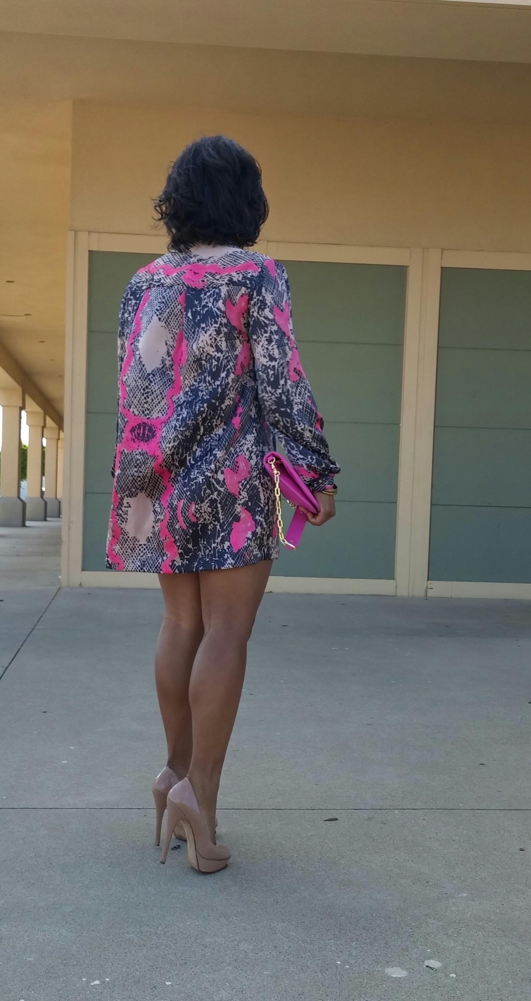 mini shirt dress by 3degreesdb.com