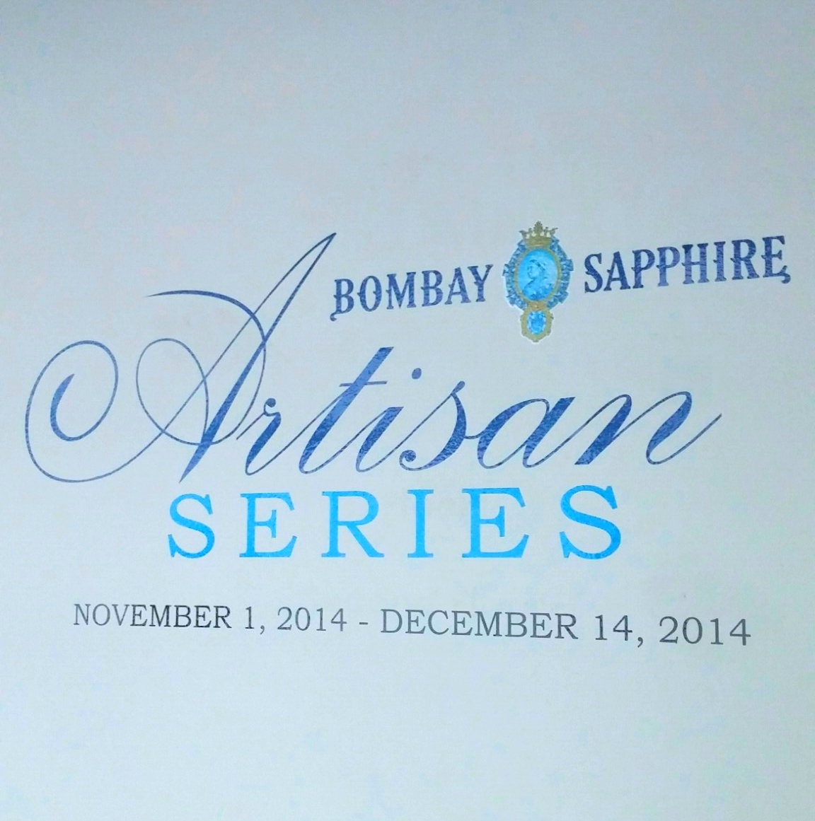 Houston Bombay Sapphire Artisan Series at the HMAAC