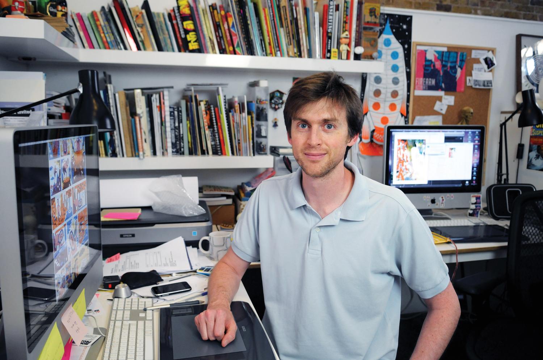 Sam Arthur, No Brow Publishing, London.