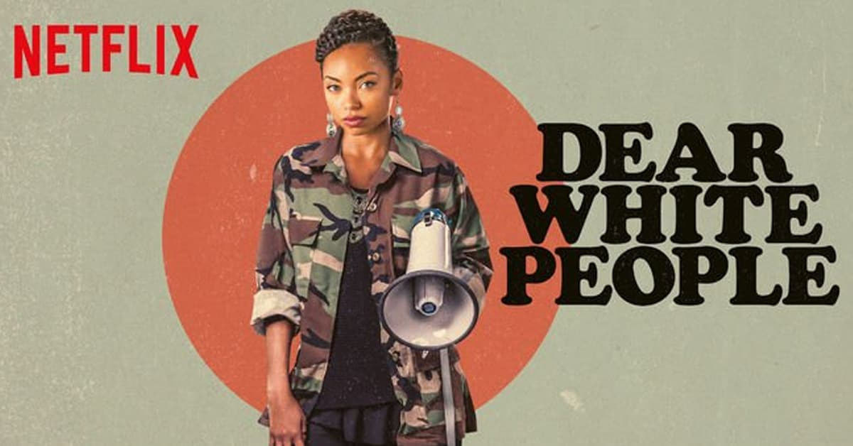 DEAR WHITE PEOPLE VOLUME 3 / NETFLIX