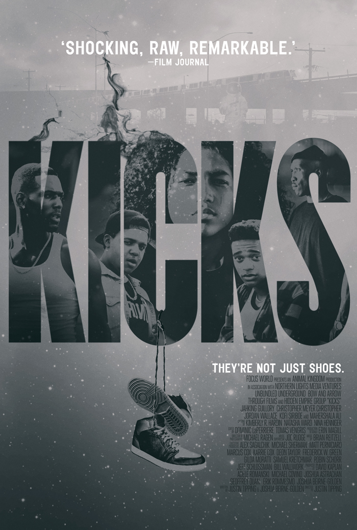 KICKS / FOCUS FEATURES, UNIVERSAL INTERNATIONAL