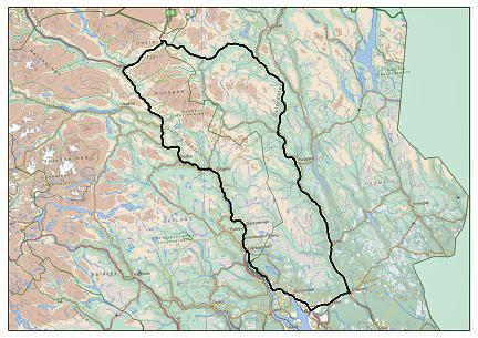 Rondane Solnkletten Norsk Villreinsenter