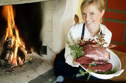 Villreinkjøtt er en førsteklasses råvare. Foto:  matprat.no