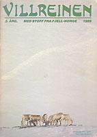 Villreinen 1989 - del 1 (side 1-53) - 19 MB    Villreinen 1989 - del 2 (side 54-94) - 15 MB