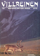 Villreinen 1991 - del 1 (side 1-47) - 17 MB    Villreinen 1991 - del 2 (side 48-96) - 17 MB