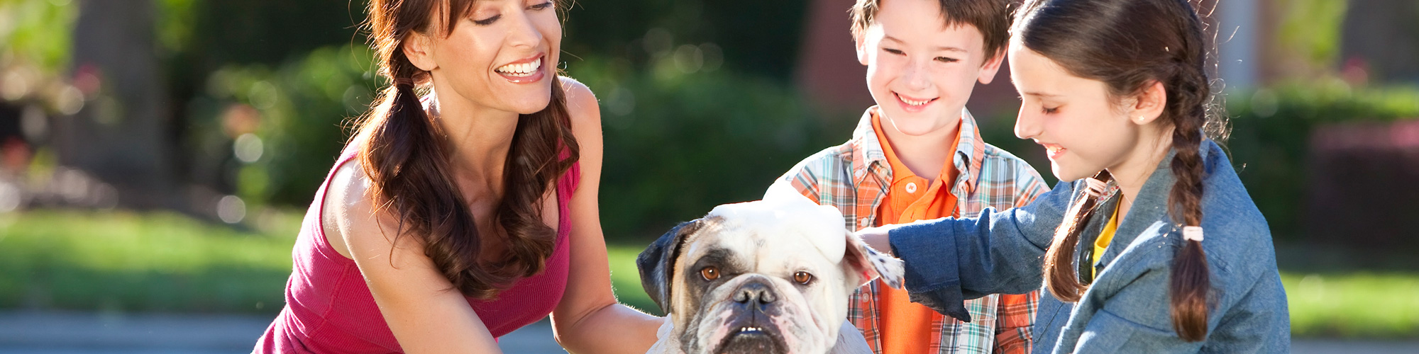 GOT FLEAS?   Get protection for the whole family