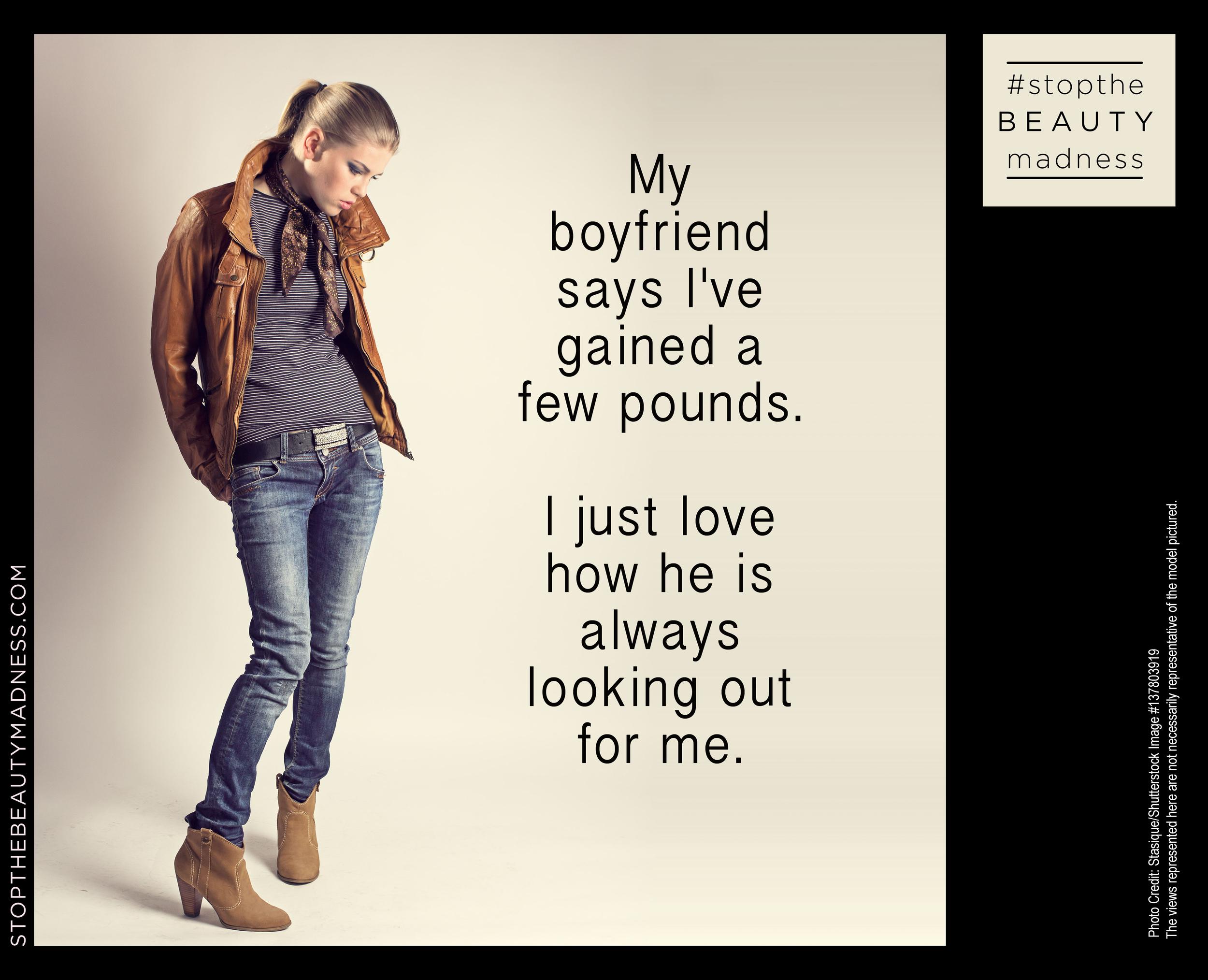 my boyfriend