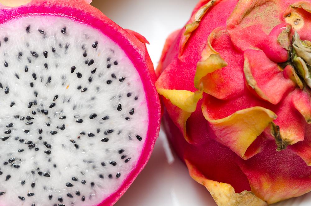 The Pitaya Fruit