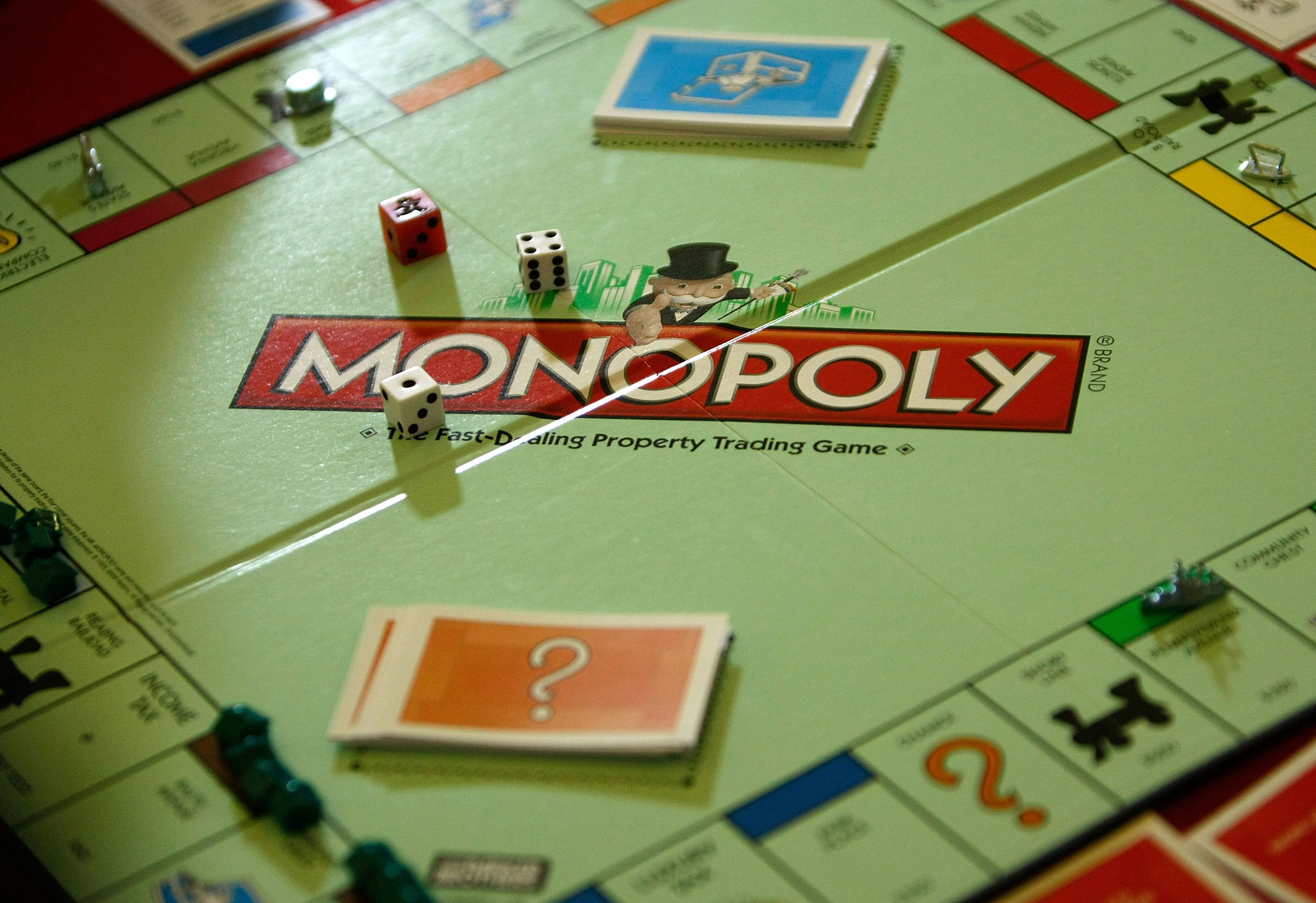 Monoply is an all time classic board game.