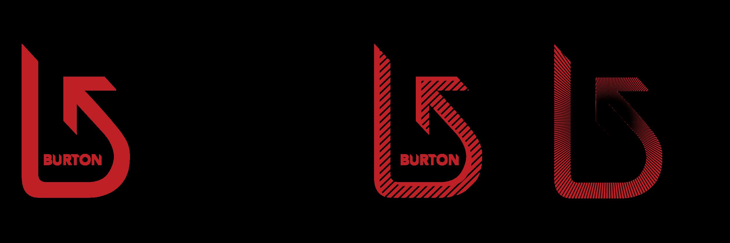 Burton logo redesign proposal