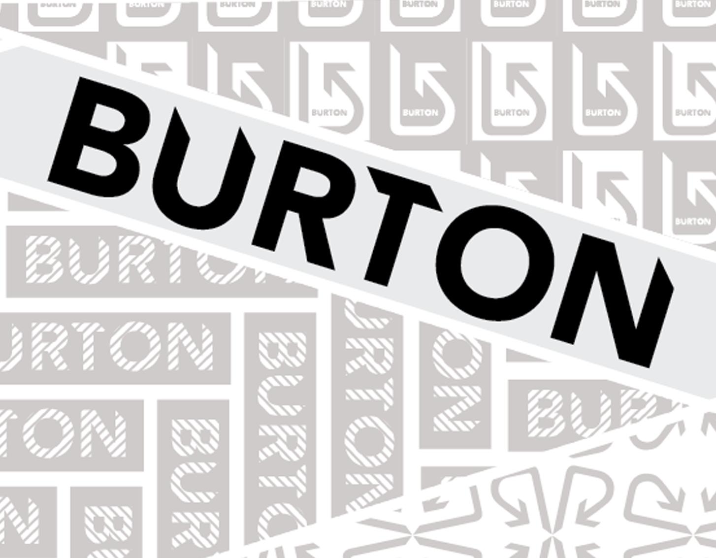 Burton Show Dog snowboard design detail