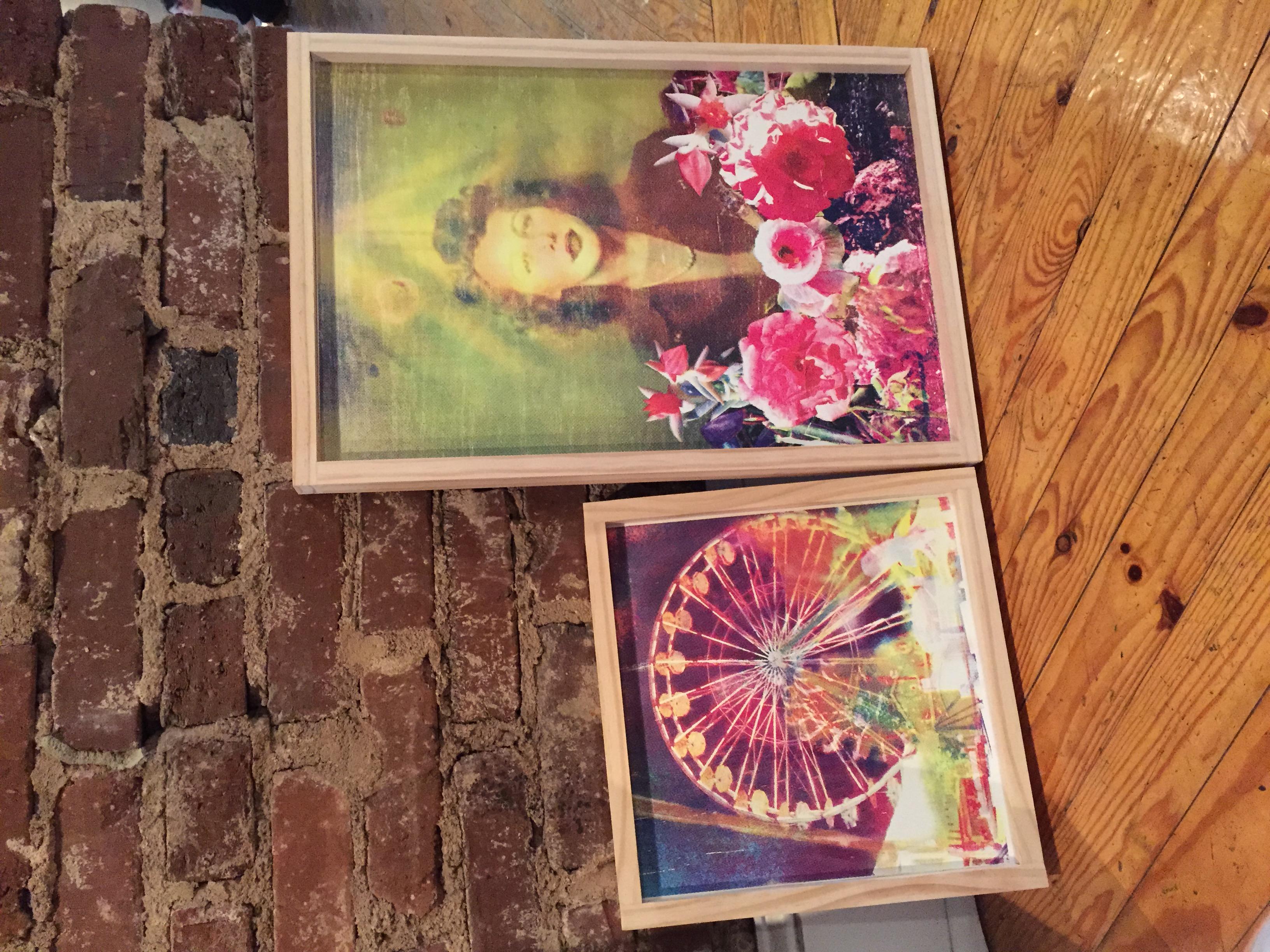 Nana and Around We go CMYK print