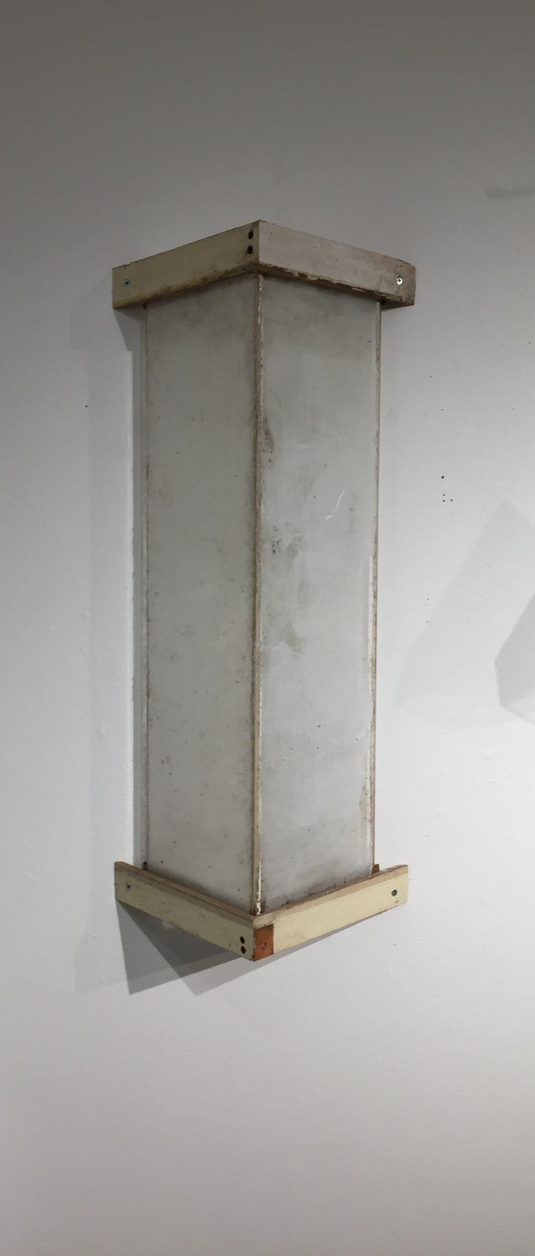 Window pane with serigraph