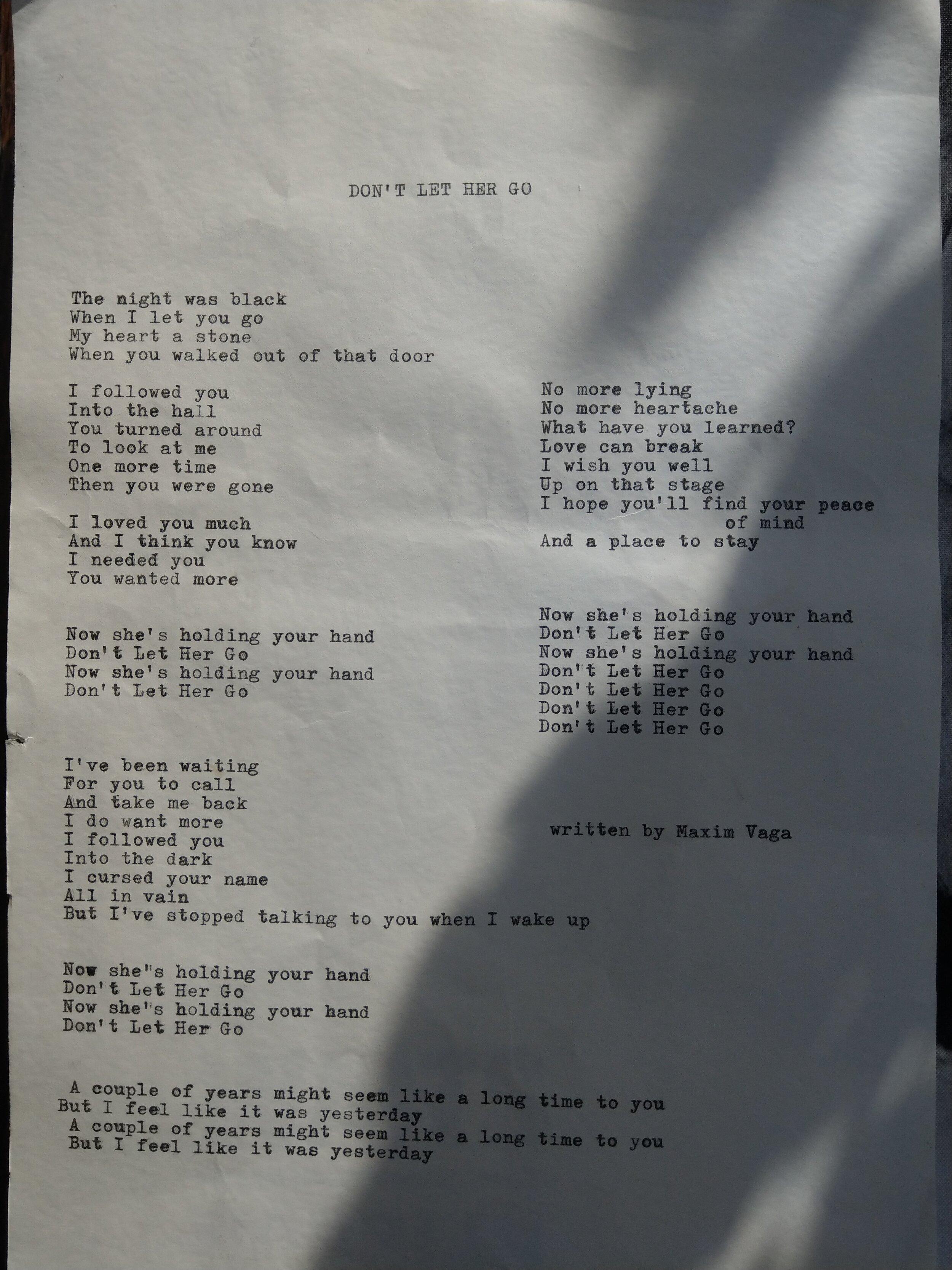 Maxim Vaga _ Don't Let Her Go _ Lyrics.jpg