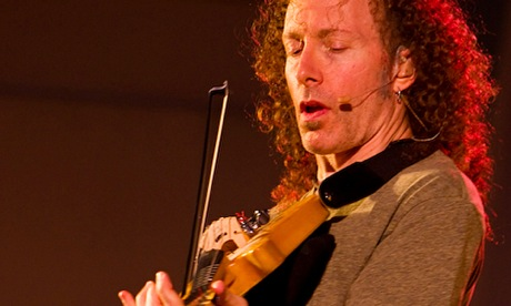 Tracy Silverman will perform with Mary Rowell, May 18 on the 2014 Festival