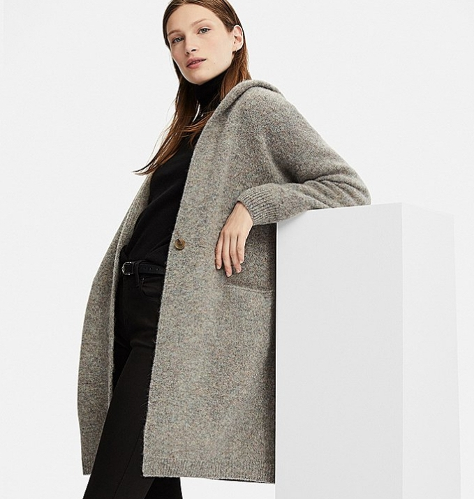 uniqlo hooded knitted coat.jpg