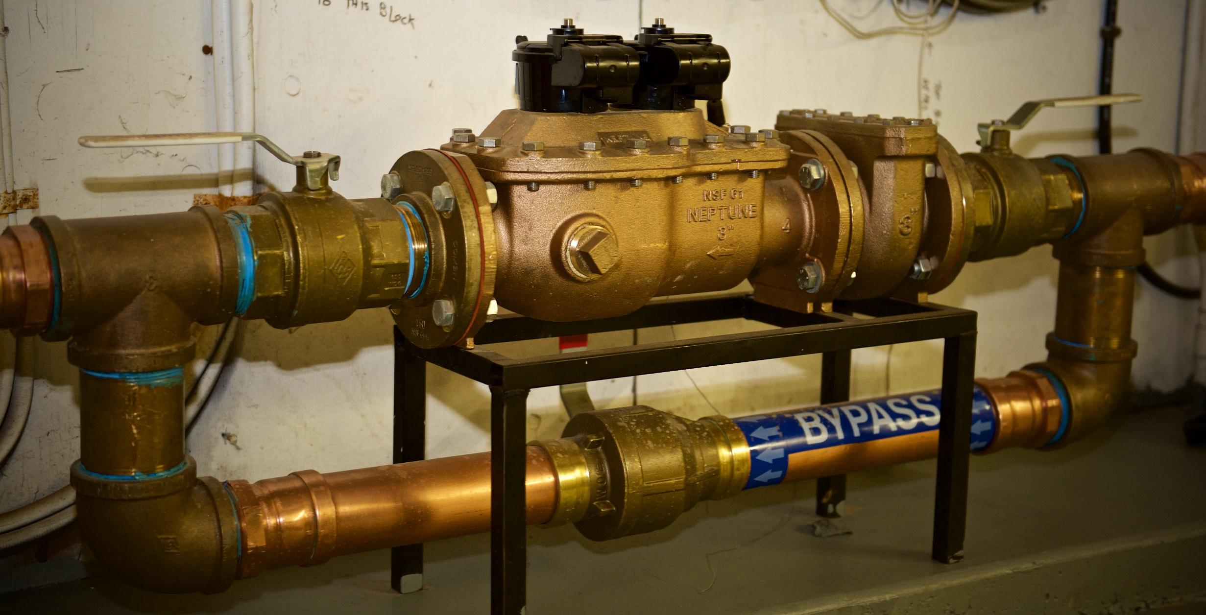 "3"" Domestic Water Meter"
